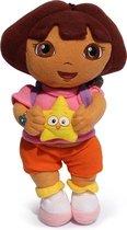 Dora de Ontdekker Dora the Explorer Pluche Knuffel - Dora 25cm
