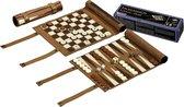 Philos Backgammon, schaak- en dam reisset rol
