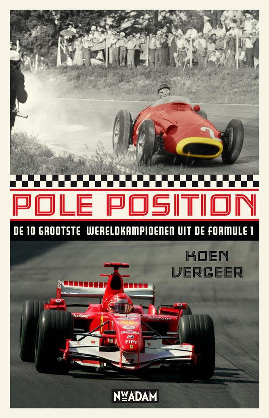 Pole position - Koen Vergeer | Readingchampions.org.uk