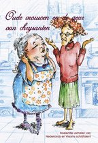 Oude vrouwen en de geur van chrysanten
