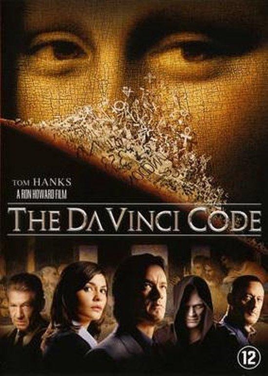 Cover van de film 'Da Vinci Code'