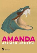 Boek cover Amanda van Jelmer Jepsen