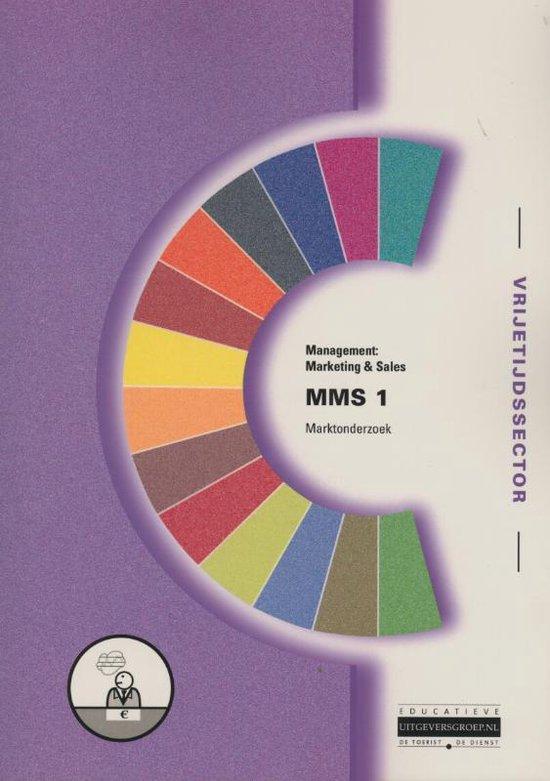 MMS 1 / Marktonderzoek - J. van Esch |
