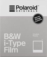Polaroid B&W i-Type Film - 1x8 stuks