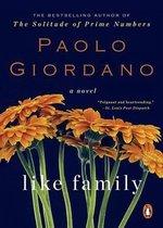 Boek cover Like Family van Paolo Giordano