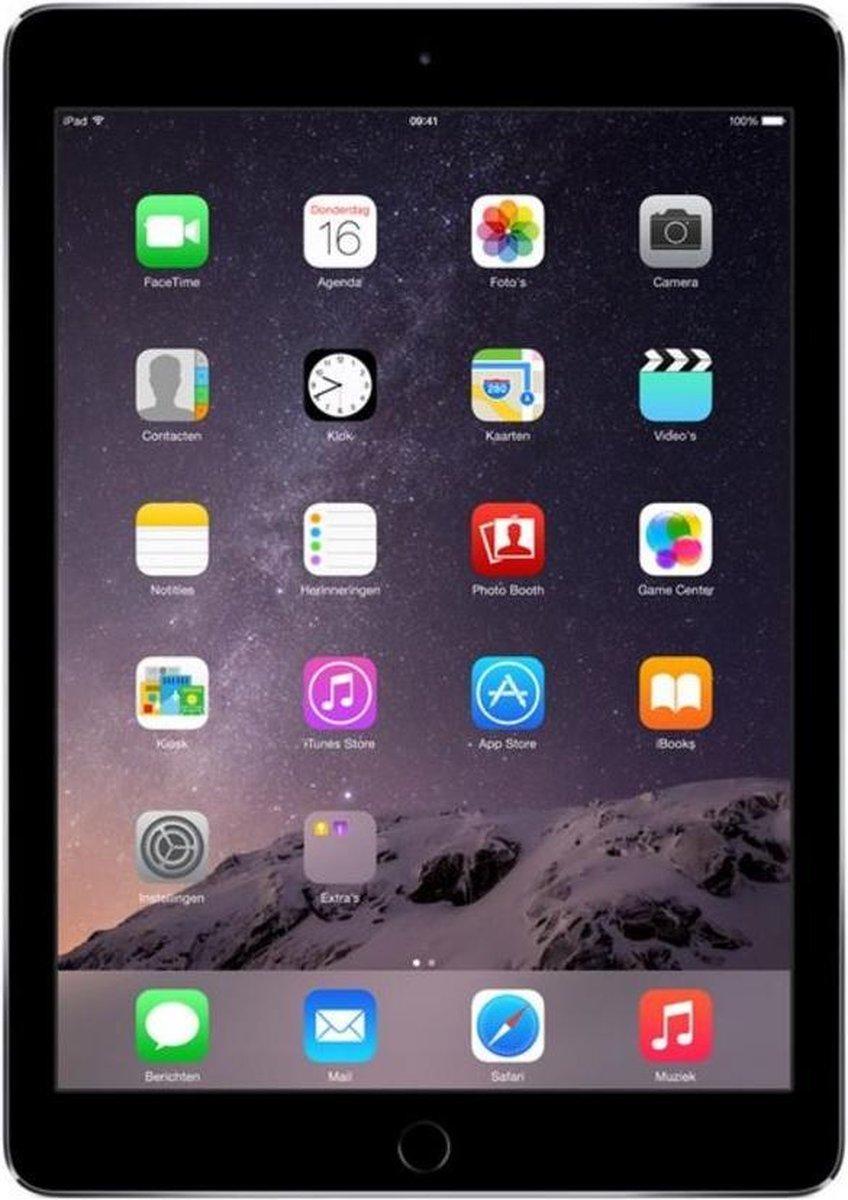 Apple iPad Air 2 – Wi-Fi – Zwart – 32GB – Tablet