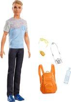 Barbie Travel Ken - Barbiepop