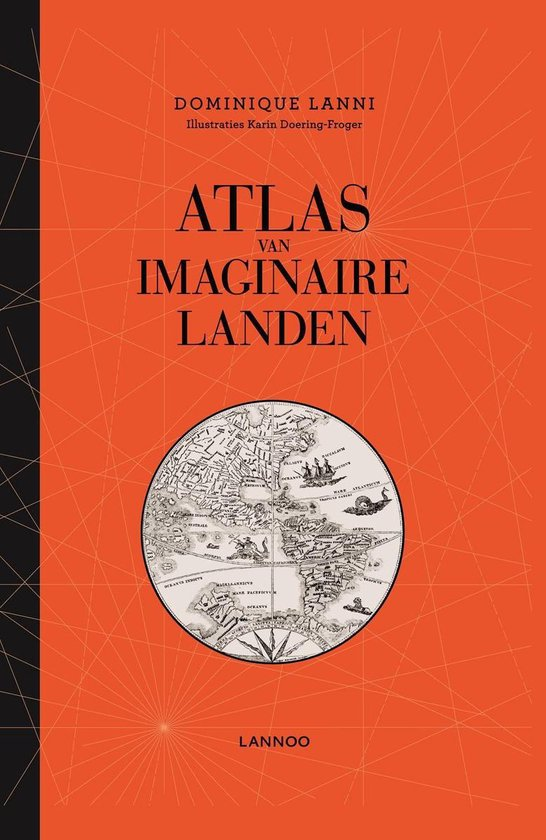 Atlas van imaginaire landen - Dominique Lanni |