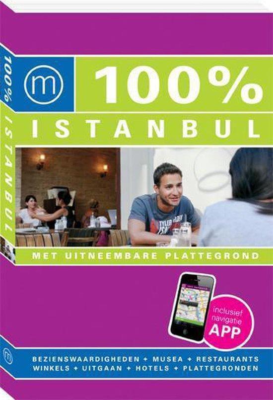 Cover van het boek '100% Istanbul / druk Heruitgave' van Birgit Ingen Housz