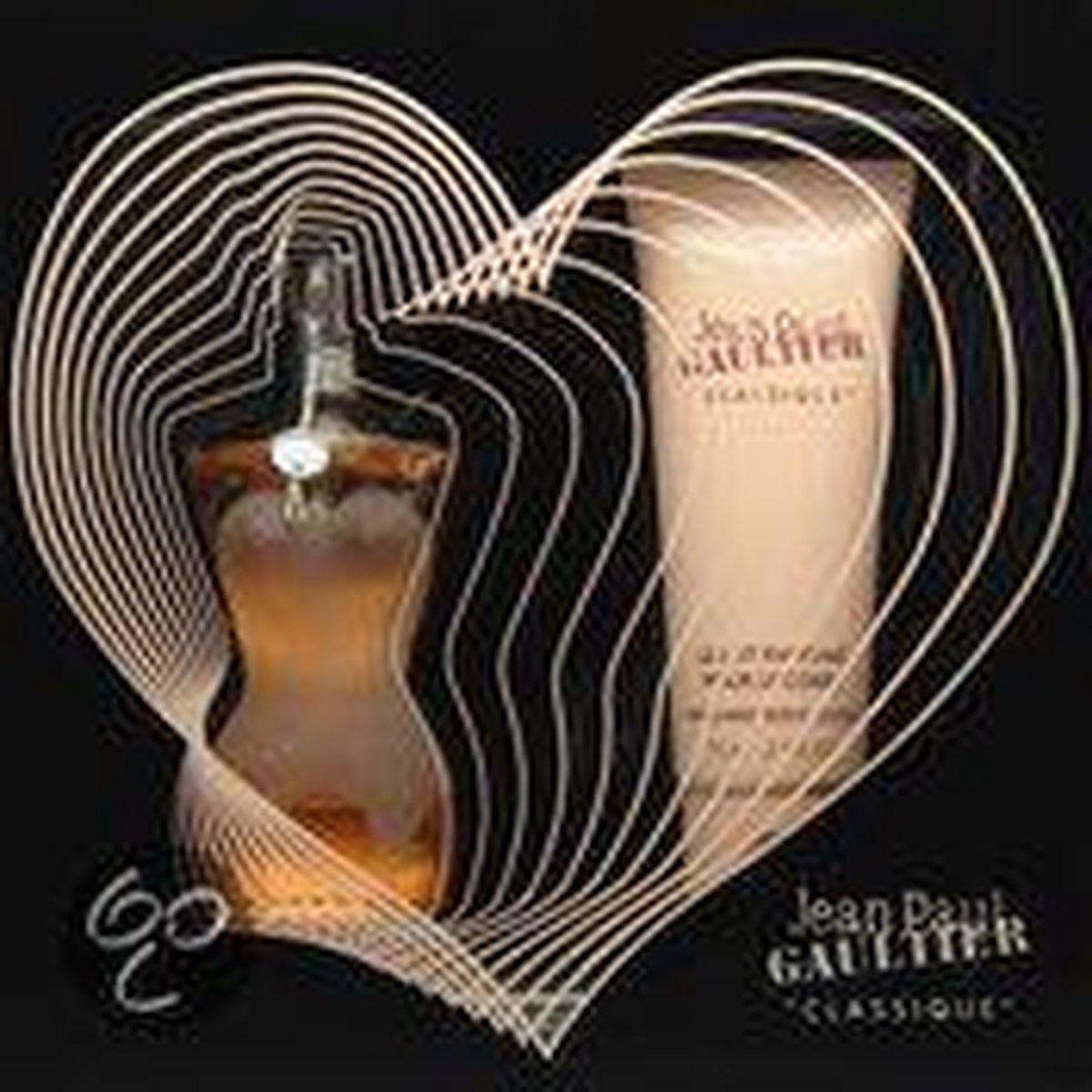 Jean Paul Gaultier Classique for Women - 2 delig - Geschenkset - Jean Paul Gaultier