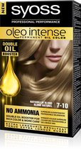 SYOSS Color Oleo Intense 7-10 Natuurlijk blond Haarverf - 1 stuk
