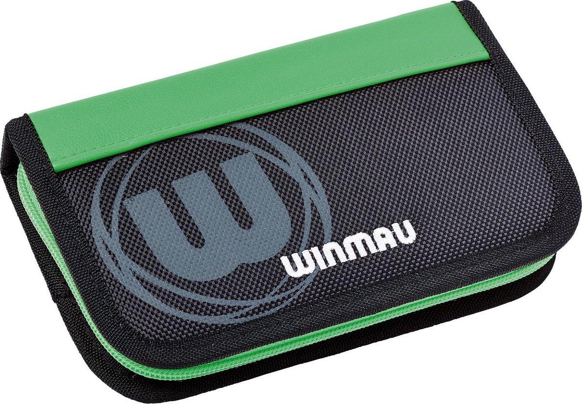 Winmau Urban Pro dartcase groen - 18 x 11 x 3 cm