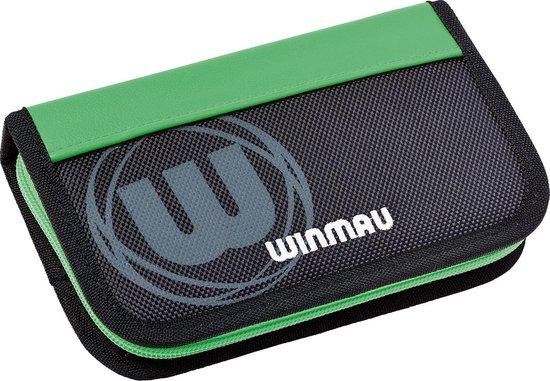 Afbeelding van het spel Winmau Urban Pro dartcase groen - 18 x 11 x 3 cm