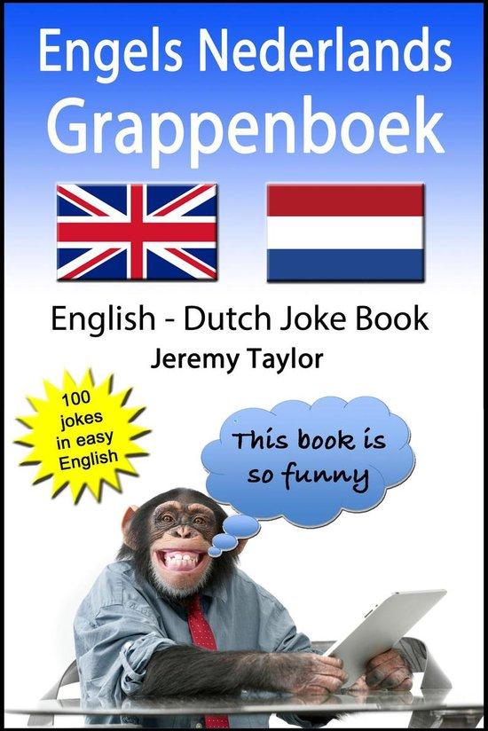Language Learning Joke Books 24 - Engels Nederlands Grappenboek - Jeremy Taylor pdf epub
