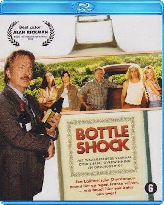 Cover van de film 'Bottle Shock'