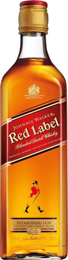 Johnnie Walker Red Label - 70 cl