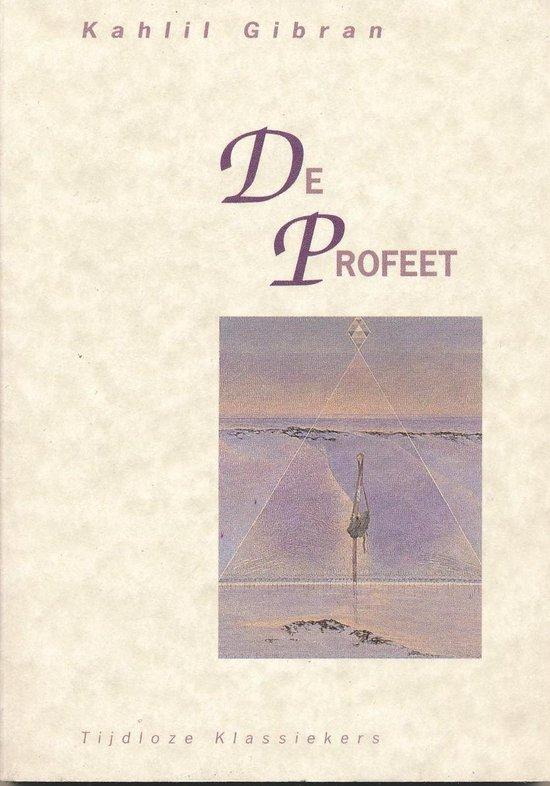 Profeet - Kahlil Gibran |