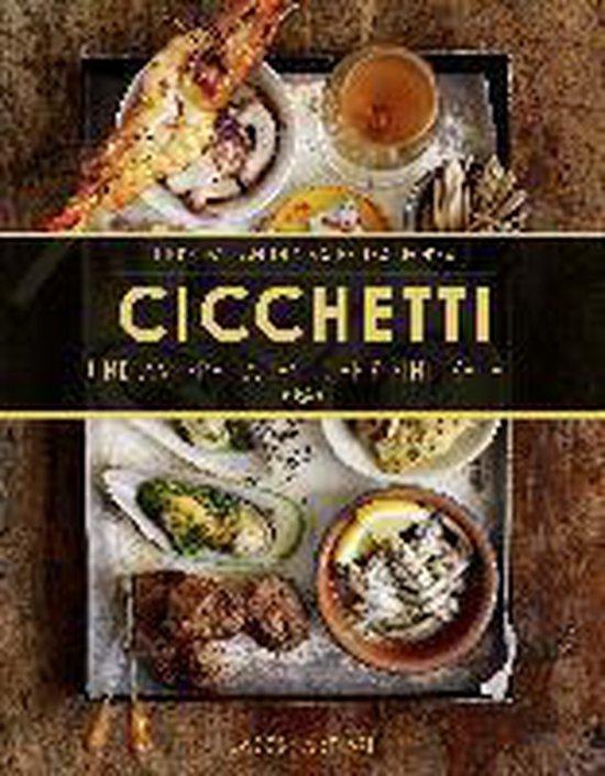 Boek cover Cicchetti und andere italienische Kleinigkeiten van Lindy Wildsmith (Hardcover)