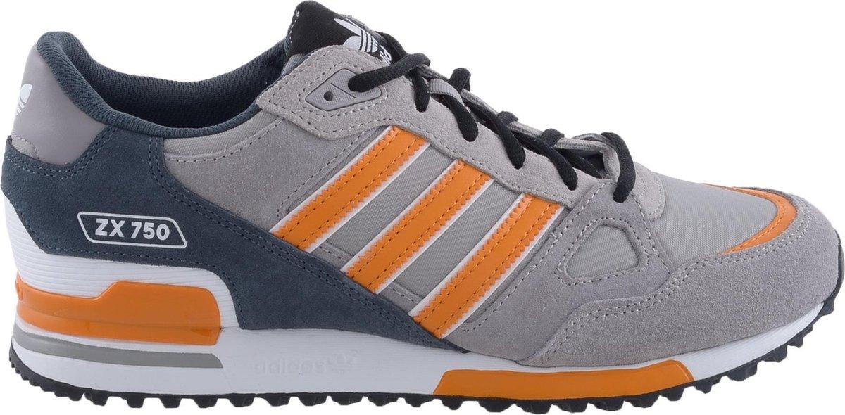 adidas ZX 750 Sneakers - Sportschoenen - Mannen - Maat 44 - Grijs