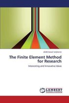 The Finite Element Method for Research