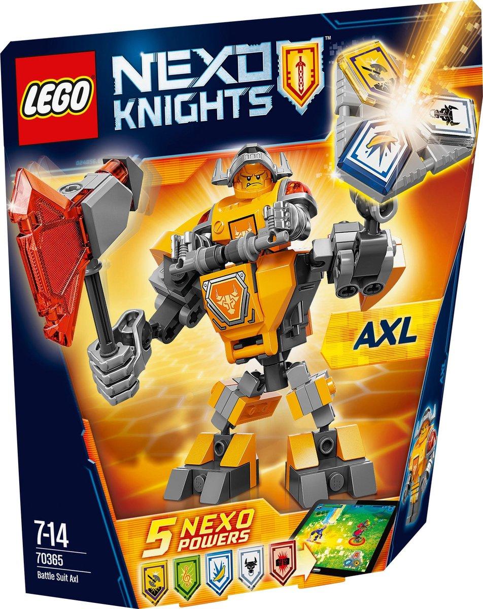 LEGO 70365 Strijdharnas Axl