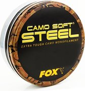 Fox Soft Steel | Nylon Vislijn | Dark Camo | 0.31mm | 1000m