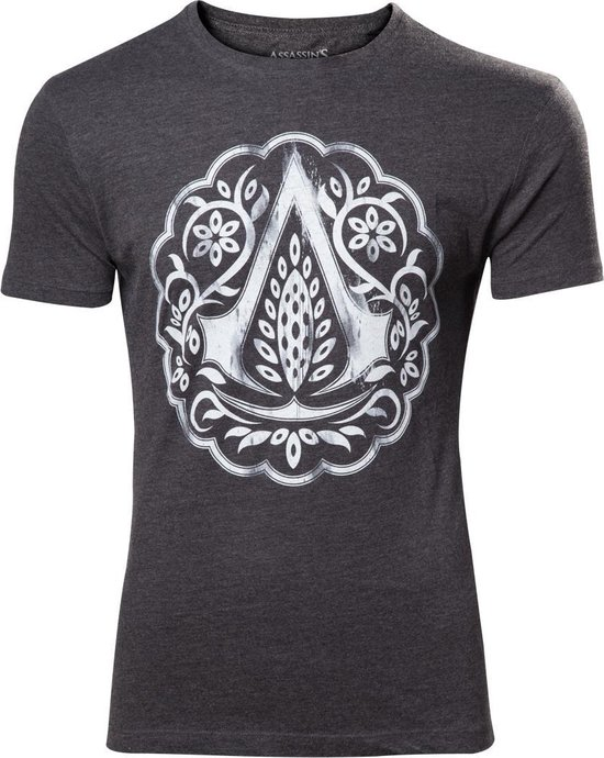 Assassins Creed movie - Mens t-shirt Iberian logo - 2XL