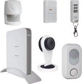 ELRO AS8000 Smart Home Alarmsysteem - Met 1080P HD Camera & App