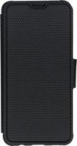 Black Rock Robust Wallet Booktype voor de Samsung Galaxy S10 - Zwart