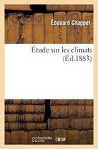 Etude Sur Les Climats