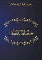 Diagnostik Der Geisteskrankheiten