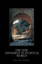 Boek cover The New Testament in its Ritual World van Richard E. Demaris
