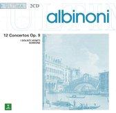 Albinoni: 12 Concertos Op.9 / Scimone, I Solisti Veneti