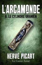 Omslag Le Cylindre uranien