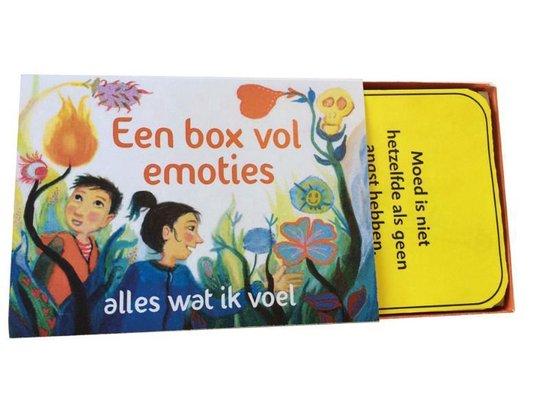 Een box vol emoties - Stine Jensen |