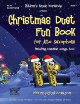 Christmas Duet Fun Book for Alto Saxophone