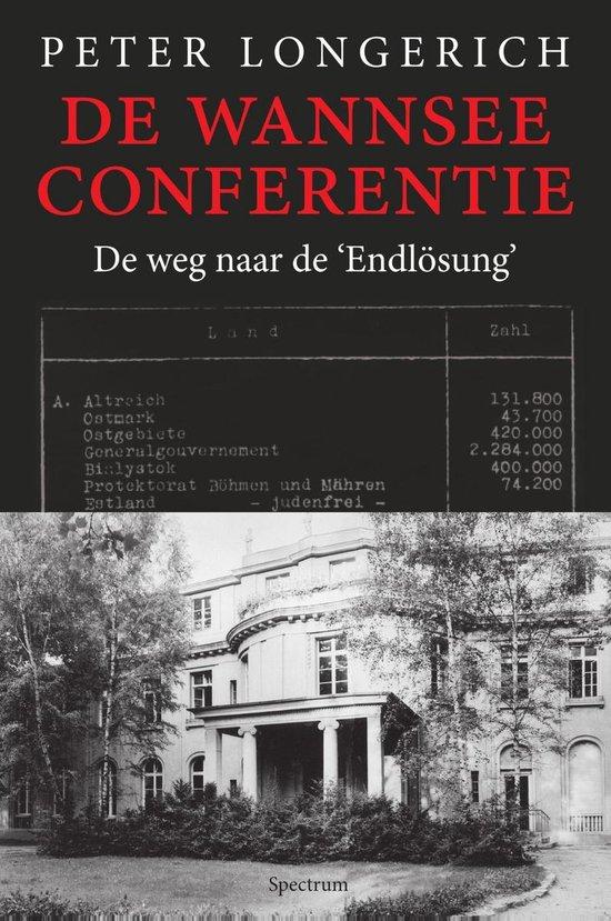 De Wannseeconferentie - Peter Longerich |