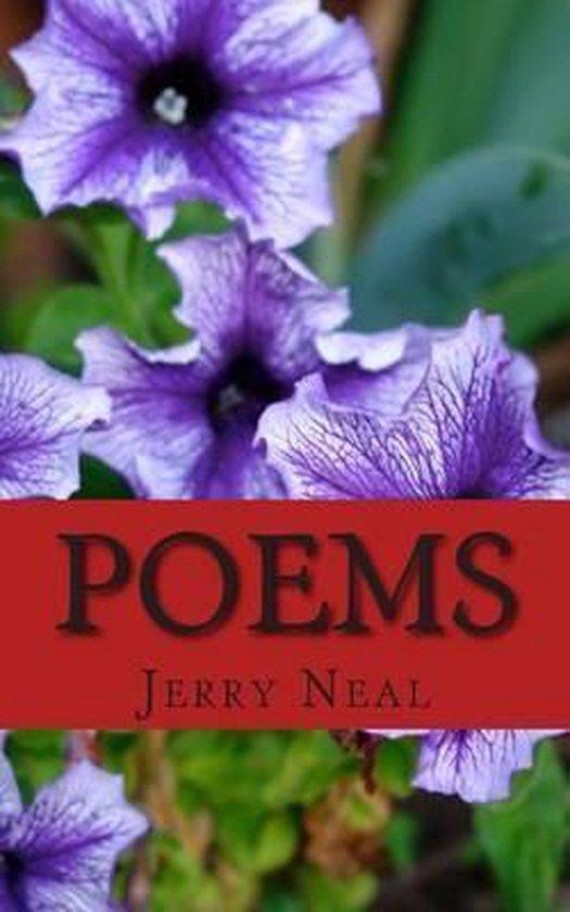 Boek cover Poems van MR Jerry D Neal (Paperback)