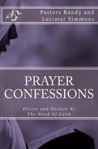Prayer Confessions