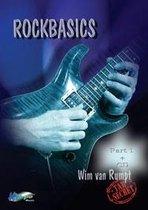 Rockbasics deel 1 - Gitaar methode voor rockgitaar met CD