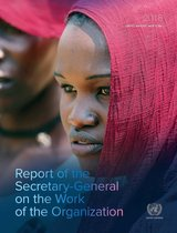 Report of the Secretary-General on the Work of the Organization