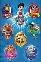Poster Paw Patrol 61 x 91,5 cm
