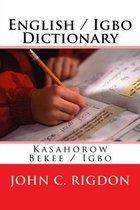 English / Igbo Dictionary