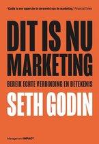 Boek cover Dit is nu marketing van Seth Godin