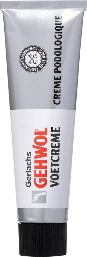 Gehwol Voetcrème - Voetcreme voor droge voeten - Voetverzorging - Tube 75ml
