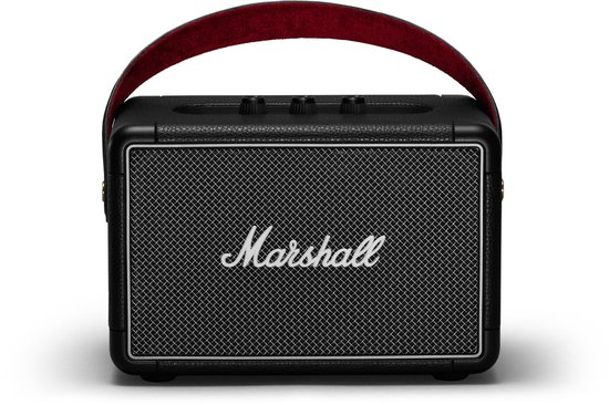 Marshall Kilburn II Zwart - Bluetooth Speaker