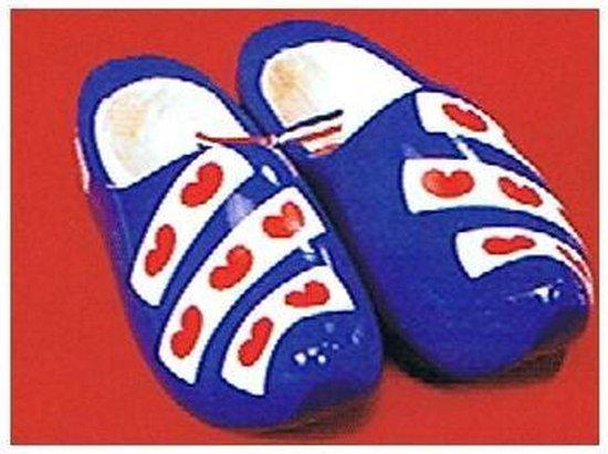 Houten klompen friesland kinderen 32
