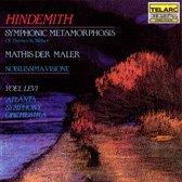 Hindemith: Symphonic Metamorphosis, etc / Levi, Atlanta SO