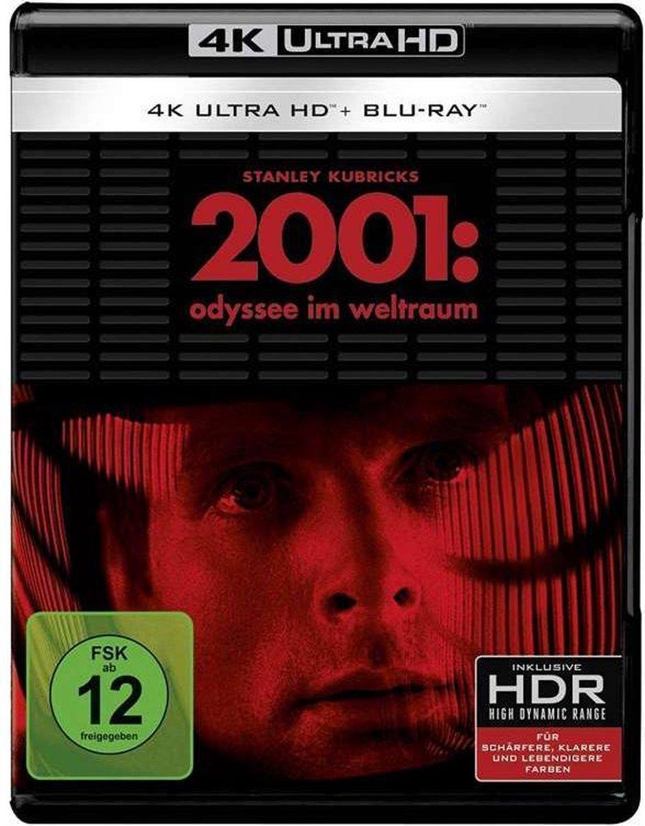 2001: Odyssee im Weltraum (Ultra HD Blu-ray & Blu-ray)-