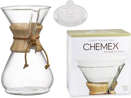 Chemex Slow Coffee Set, 6-kops